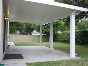 Aluminum Patio Roofs by Solid Roof California Shade