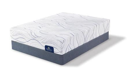 Serta Mattress Prices by Serta Carriage Hill Plush 10 Quot Gel Memory Foam Set
