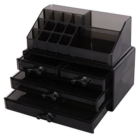 Makeup Storage Boxes Drawers by Cosmetic Makeup Organizer Jewelry Display Box Storage