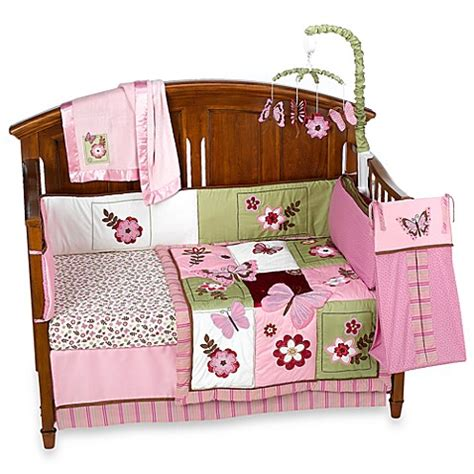 Nojo Crib Bedding Emily 6 Crib Bedding And Accessories By Nojo 174 Bed Bath Beyond