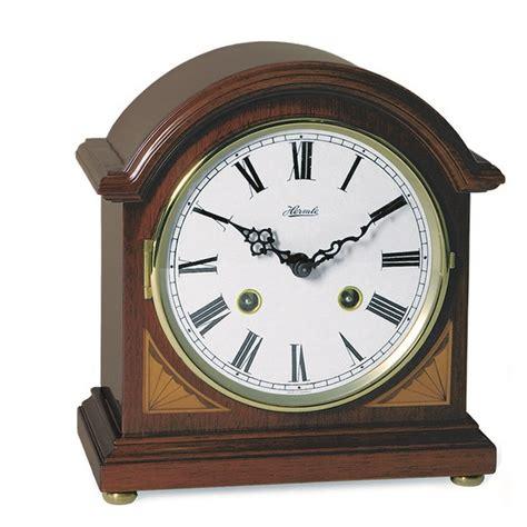 mantle clocks hermle liberty barrister mechanical mantel clock 22857n90130