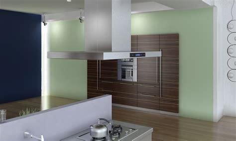 hotte moderne cuisine cuisine moderne et d 233 coration tendance construire ma maison