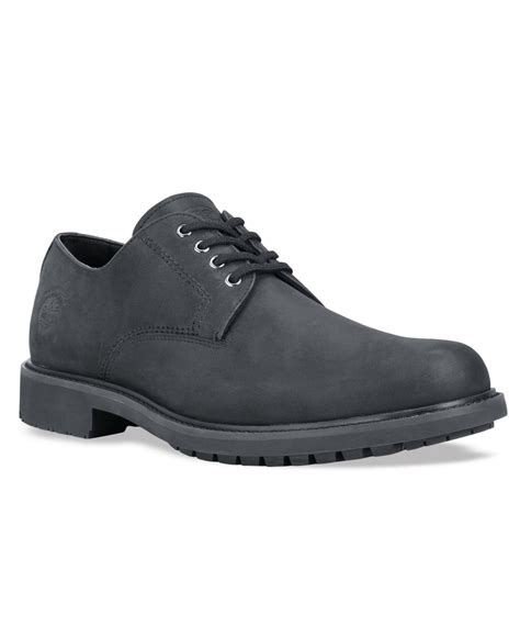 waterproof oxford shoes lyst timberland s concourse waterproof oxfords in