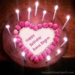 candles heart happy birthday cake bava bngrm