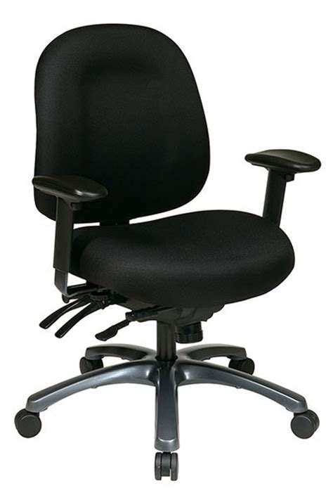 Fully Adjustable Office Chair by Fully Adjustable Chair With Seat Slider