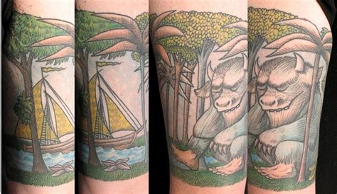 mcleod tattoo 612 735 3270 where the wild things are in