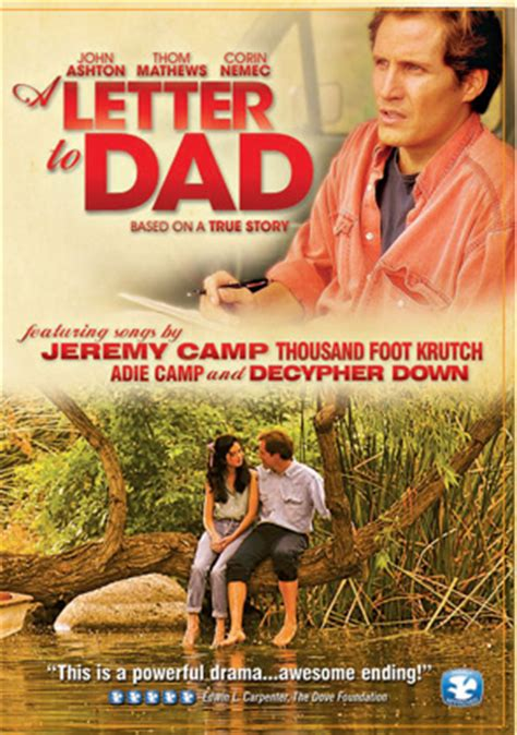 a letter to dad dvd at christian cinema.com