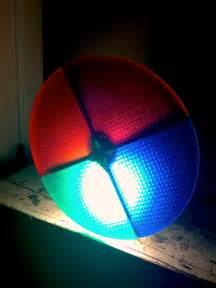 rotating color wheel rotating color wheel vintage color wheel aluminum