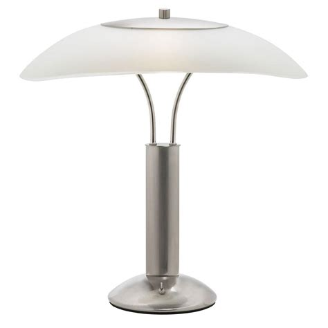 Table L Frosted Glass Shade Dainolite Frosted Glass Shade Table L By Oj Commerce 208 00