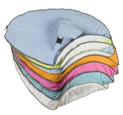 babymoov plateau avec harnais alcantara bleu doomoo nid