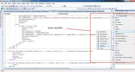 membuat database vb 2008 membuat koneksi vb net dengan database microsoft access