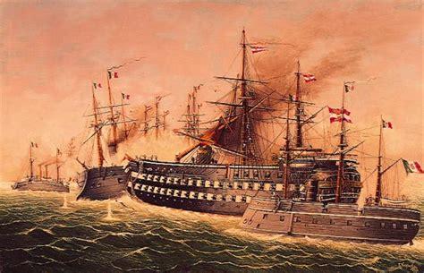 Temporary Deck by The Austrian Frigate Sms Novara 1843 99