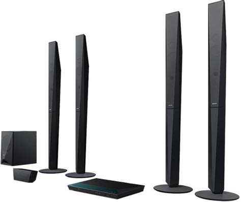 sony home cinema system with nfc and bluetooth