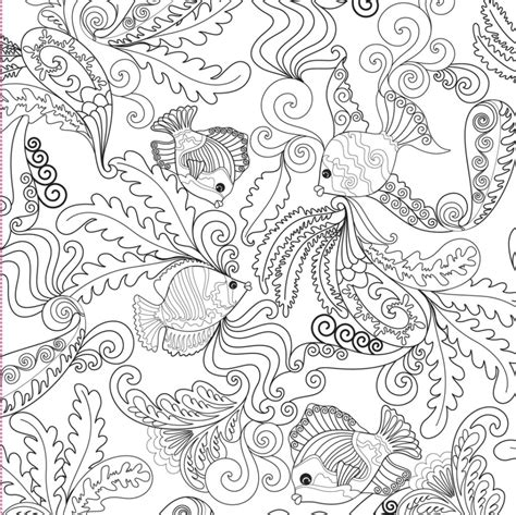 Get This Online Adults Printable of Summer Coloring Sheets