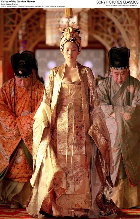 chinese film golden flower the curse of the golden flower elysolodkincostume