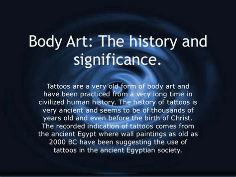 tattoo history ppt powertattoo ppt 103489 108939