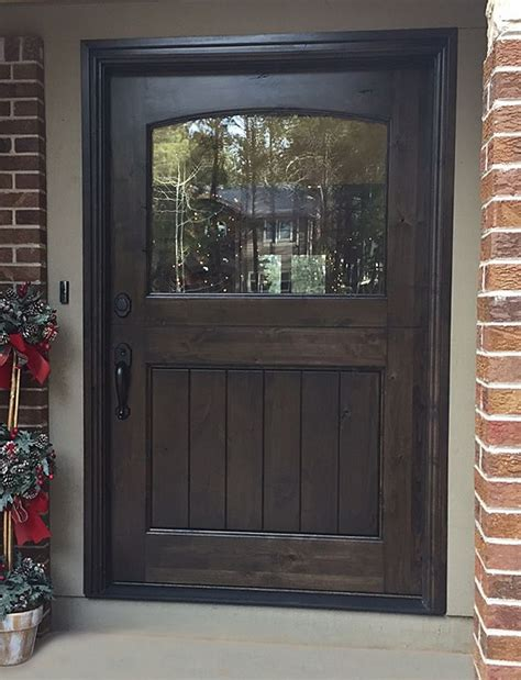 Wide Exterior Door Best 25 Stained Front Door Ideas On Farmhouse Front Doors Entry Doors And House