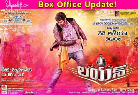 lion film box office lion box office report nandamuri balakrishna s magic