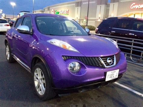 purple nissan purple nissan juke hy90 photography flickr
