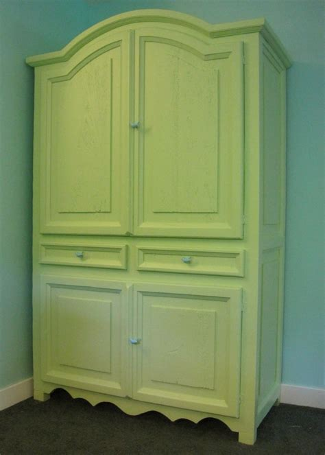 painted computer armoire painted computer armoire inspirational yvotube com