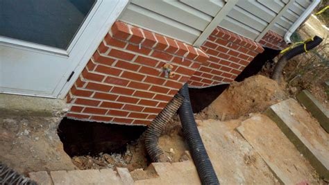 foundation repairs washington dc noel design build
