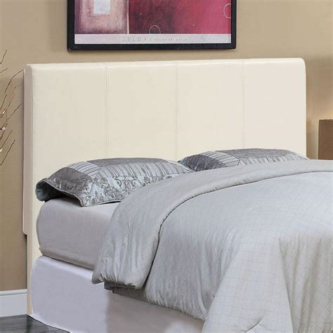 Winn Contemporary Style Leatherette Finish Upholstered