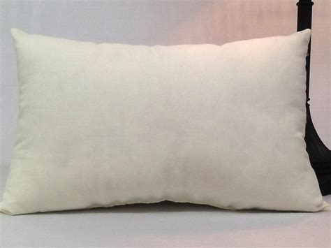 18 Pillow Inserts by 12 Inch X 18 Inch Pillow Faux Pillow Insert
