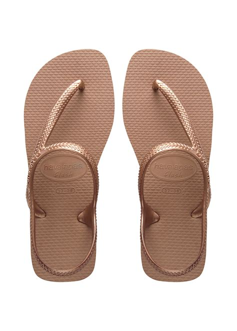 havanas slippers havaianas flip flops havaianas flash gold