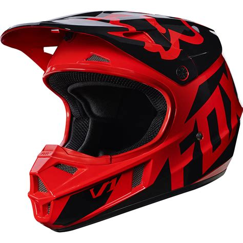 100 Boys Motocross Helmet Simpson Ghost Bandit