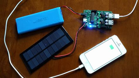 build your own usb charger solarboost make your own usb solar mobile charger by
