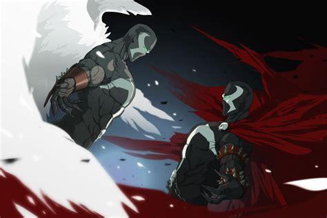 spawn zerochan anime image board