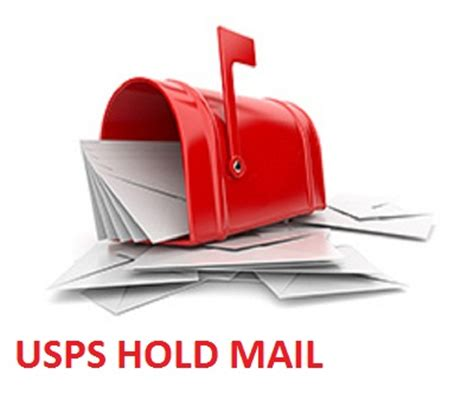 usps hold mail hold your request form
