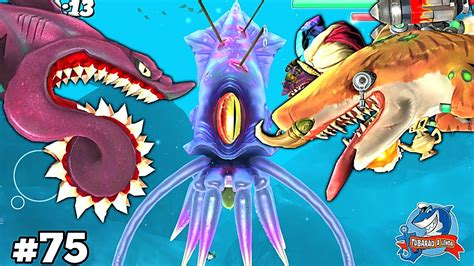 lula colossal colossal squid vs shark buzz