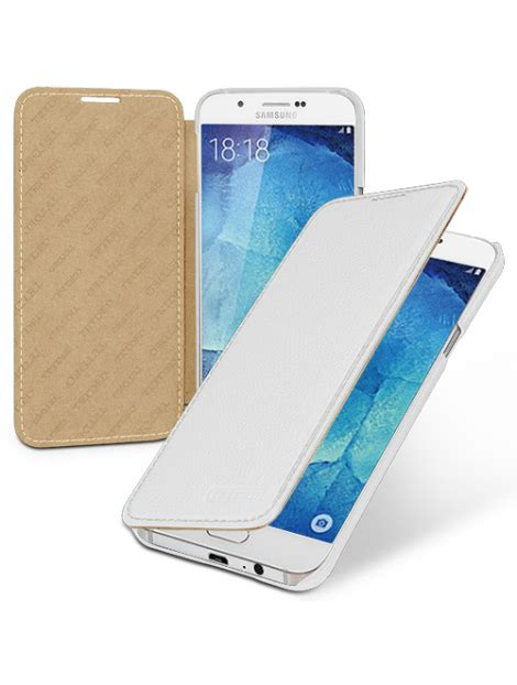 Imak Ruiyi Leather For Samsung Galaxy A8 A8000 tetded premium leather for samsung galaxy a8 sm a8000 dijon ii lc white tetded limited