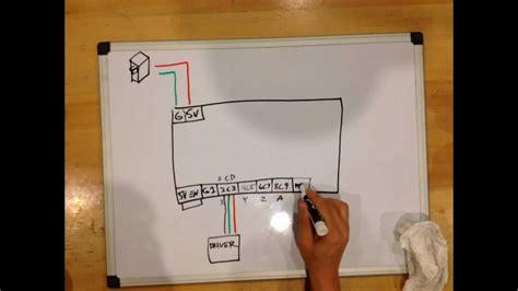 thunderdork diy cnc router cncpccom  wiring youtube