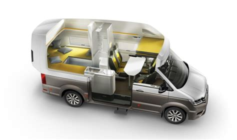 Volkswagen California 2020 by 2019 Vw California Cer Changes Interior