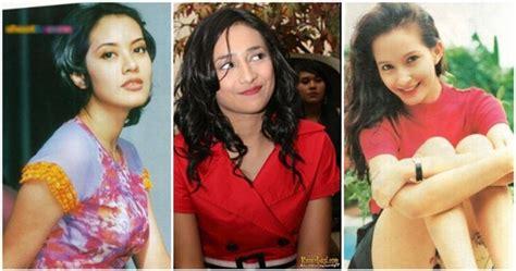 aktris hot film panas indonesia era 90 an 7 artis sinetron era 90an ini kini semakin cantik dengan