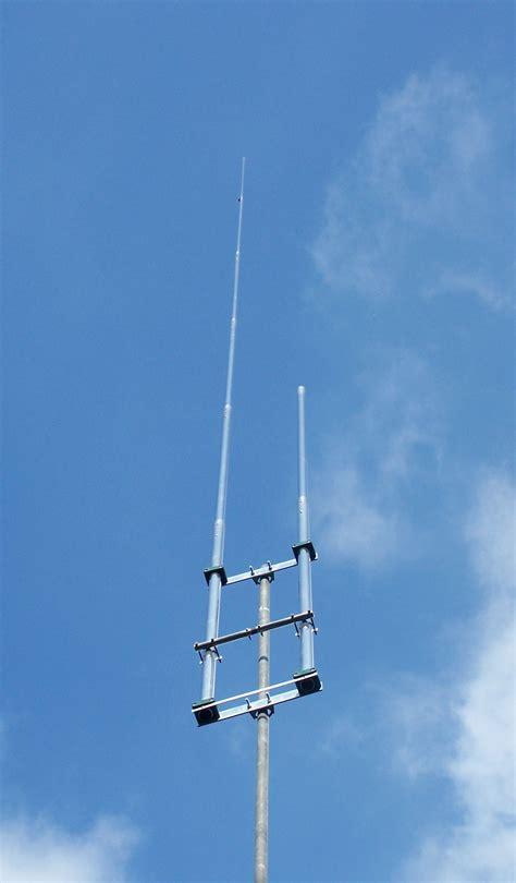 j pole hpsd antenna systems