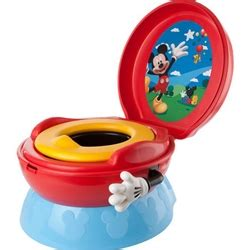 toilet seat cover kruitvat olita 3 in 1 mickey mouse accesorii baie the first years