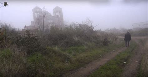 A Fulk Of Ghosts ropoto greece ghost town inside an abandoned town in greece