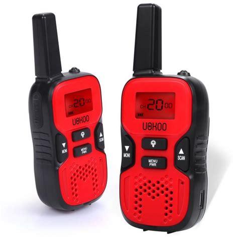 10 best walkie talkies