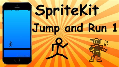 Construct 2 Jump And Run Tutorial | sprite kit tutorial how to make a jump and run game part