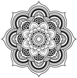 coloriage 224 imprimer mandala en 40 mod 232 les 224 croquer