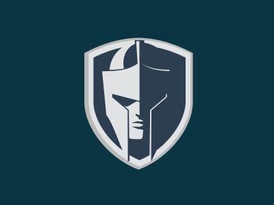 Helm Security Logo by Shield And Helmet Logo Shield Logo Helmets
