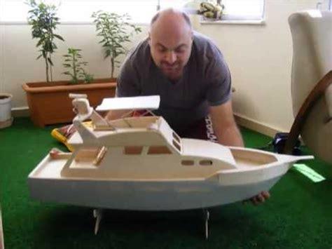 alice yachts rc boat homemade burcin aykac youtube