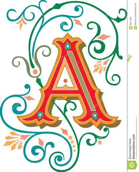 beautiful images of letters beautiful ornate english alphabets letter n colored hot