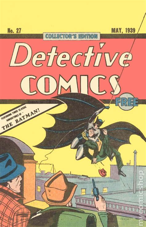 Comic Giveaway - detective comics comic books issue 27