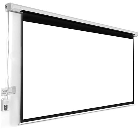 Screen Projector 120 Wall av logic 96 x 96 electric screen singapore projector