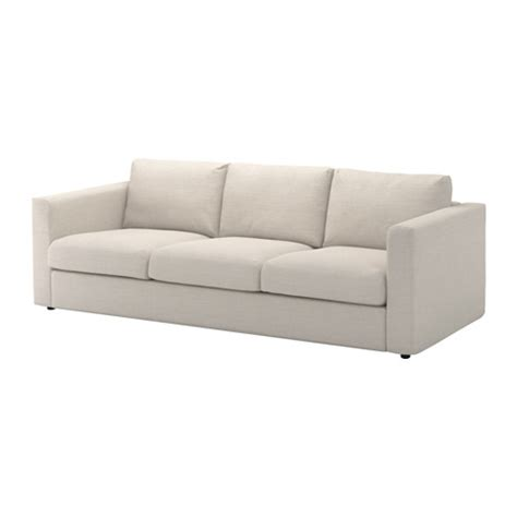 couches from ikea vimle 3 seat sofa gunnared beige ikea