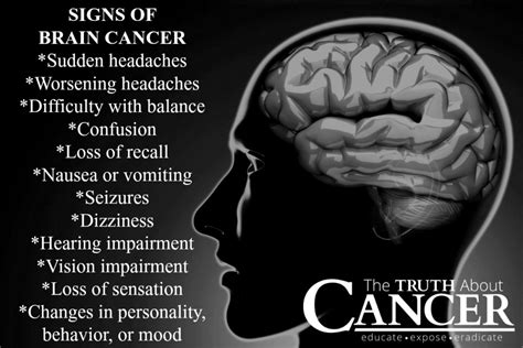 brain tumor mood swings causes and symptoms of brain cancer the truth about cancer